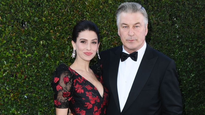 Hilaria und Alec Baldwin bei den Screen Actors Guild Awards in Los Angeles, 2019