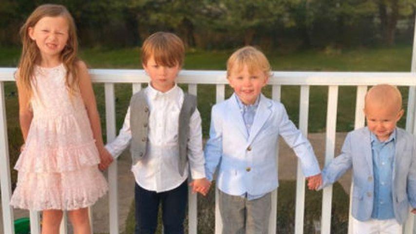 Hilaria und Alec Baldwins Kinder