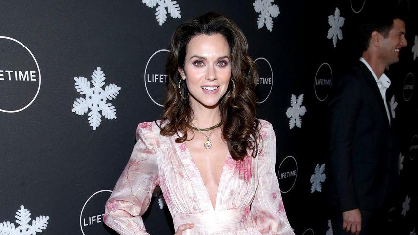 Hilarie Burton im Oktober 2019