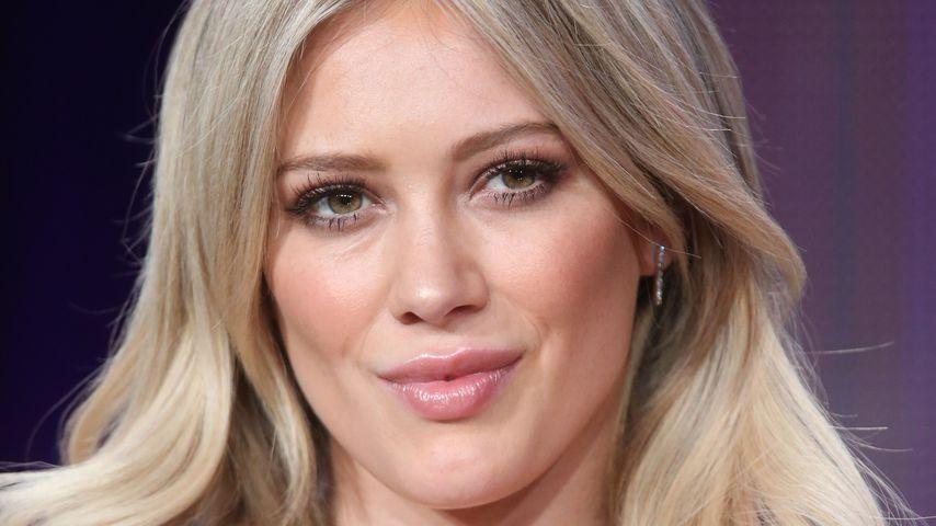 Neue Hochzeitsfotos: So romantisch war Hilary Duffs Trauung!