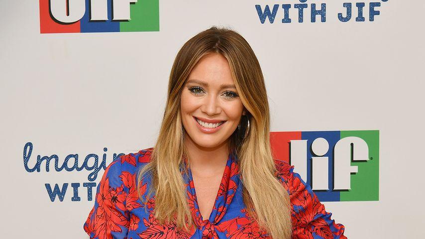 """""""Schwanger sein ist hart"""": So schwer ist es für Hilary Duff"""