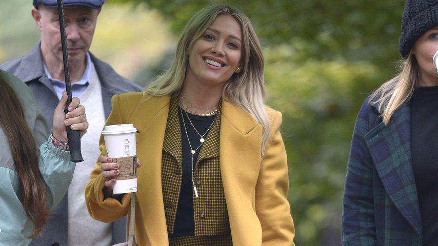 Hilary Duff in New York, Oktober 2019