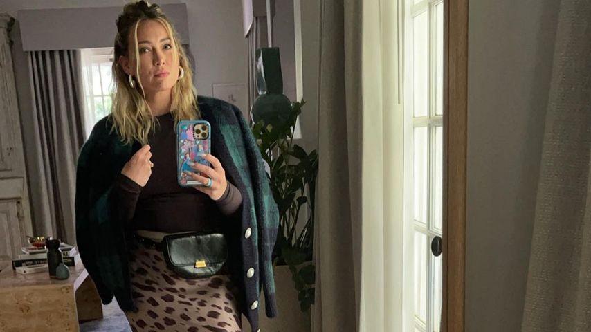 Hilary Duff im August 2021