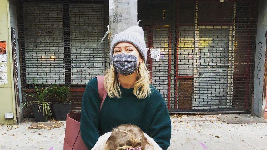 Hilary Duff im Oktober 2020