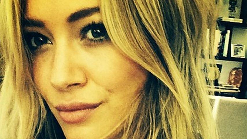 Hilary Duff: Süße Botschaft an den Ex