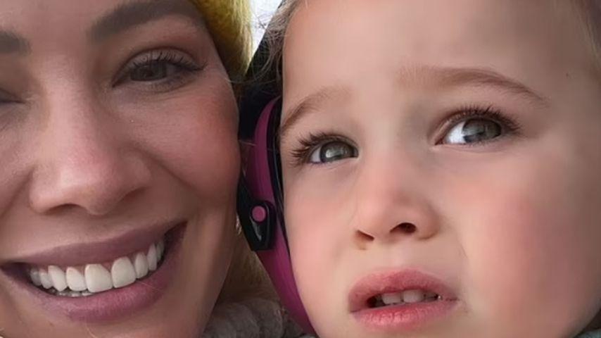 Hilary Duff mit Tochter Banks Violet