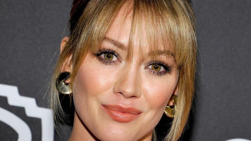Offene Worte: Darum hielt Hilary Duff ihren Ex-Lover geheim!