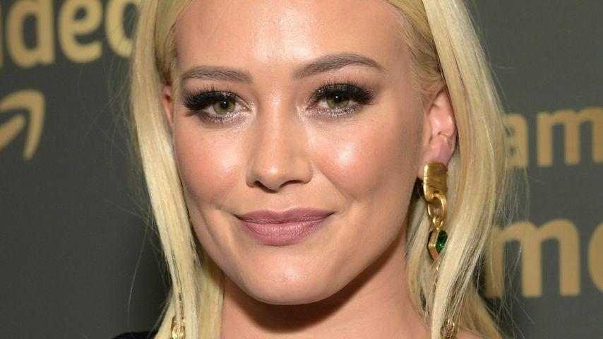 Für Ohren-Piercing bei Baby: Hilary Duff kassiert Shitstorm