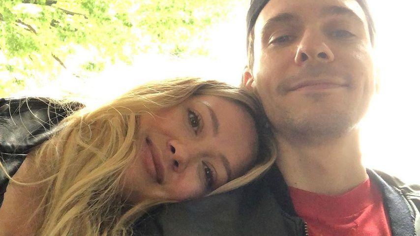Hilary Duff teilt rührende Liebeserklärung an ihren Ehemann