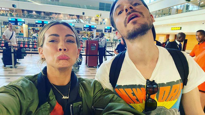 Hilary Duff und Matthew Koma im Januar 2020