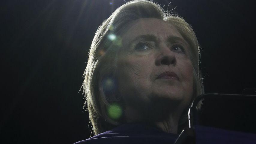 Hillary Clinton im Mai 2019