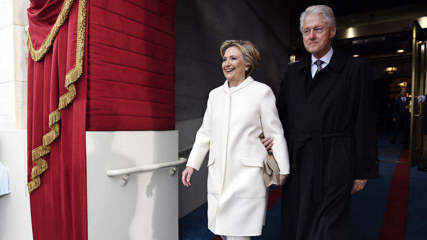 Süßes Hochzeitsfoto: So heirateten Hillary & Bill Clinton