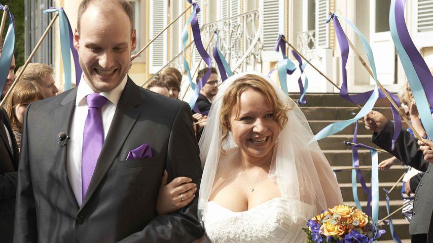 Erste Blind Wedding: Das sagt der Standesbeamte