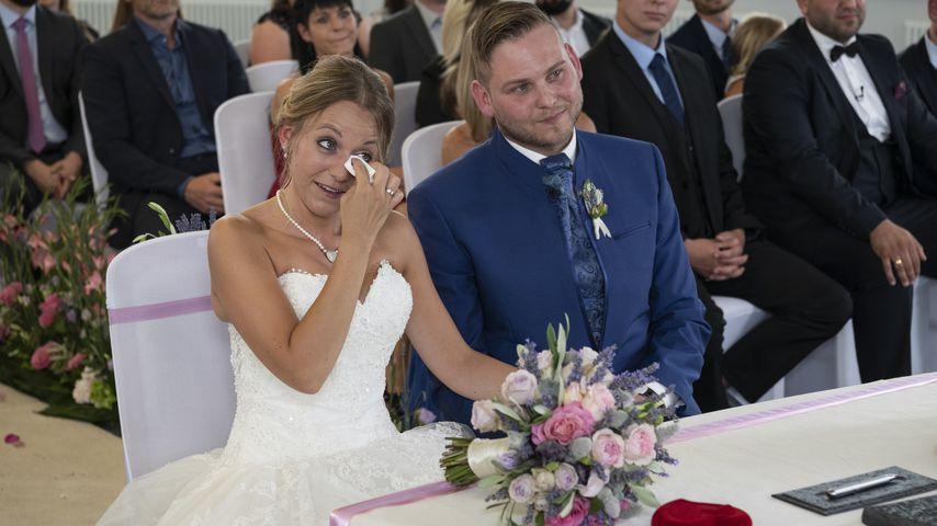 """""""Hochzeit auf den ersten Blick""""-Paar Christina und Marcel"""