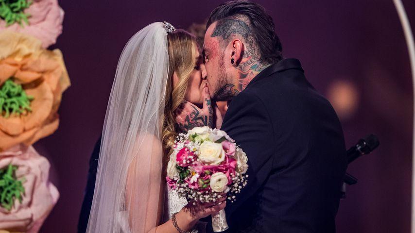 Erste Bilder: So emotional wird Sandras DSDS-Hochzeit