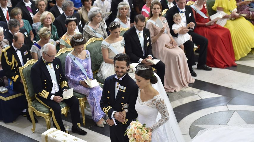 Fashion-Hochzeit! So schick waren die Royal-Gäste