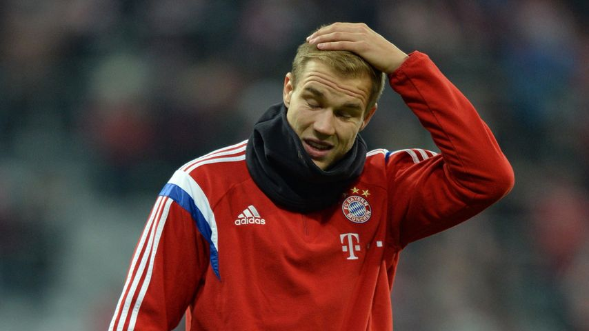 FC Bayern-Schock: Pechvogel Badstuber wieder verletzt!