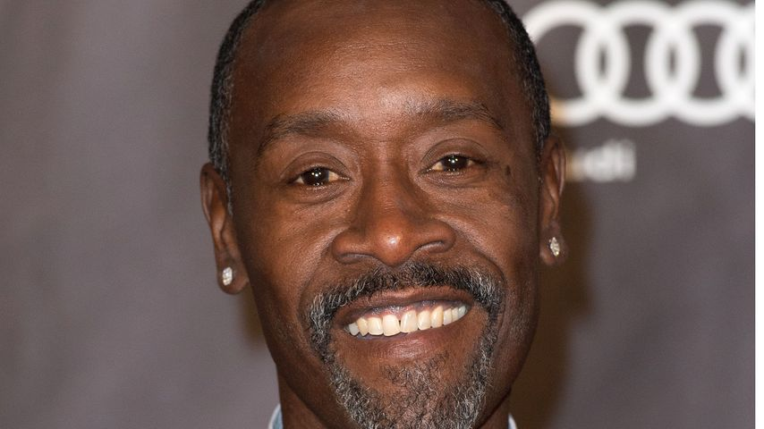 Hollywood-Star Don Cheadle