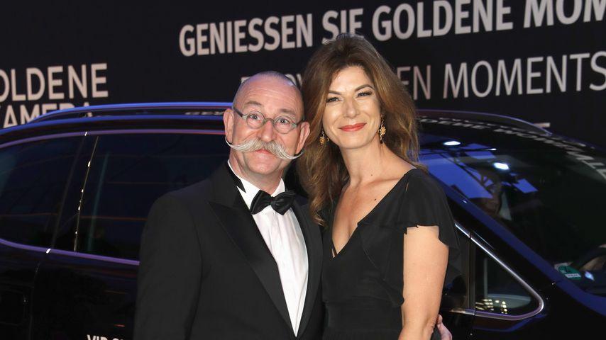 TV-Koch Horst Lichter und seine Frau Nada