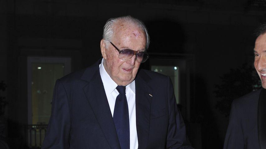 Modelegende Hubert de Givenchy gestorben