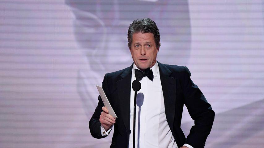 Hugh Grant während der Verleihung der Screen Actors Guild Awards
