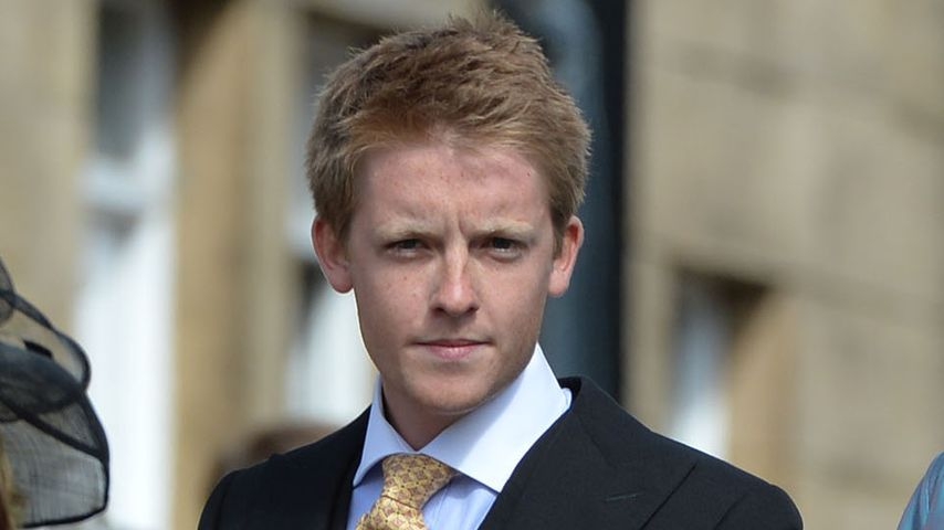 Hugh Grosvenor, Pate von Prinz George