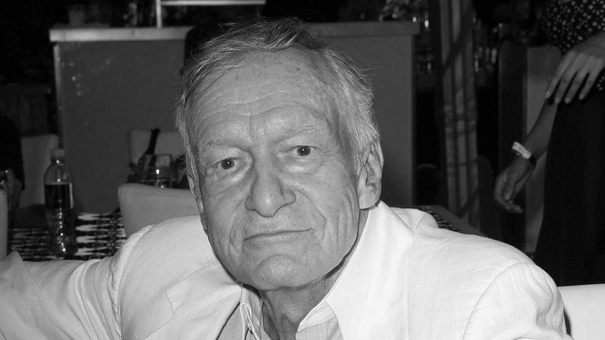 Eilmeldung: Playboy-Gründer Hugh Hefner ist mit 91 gestorben
