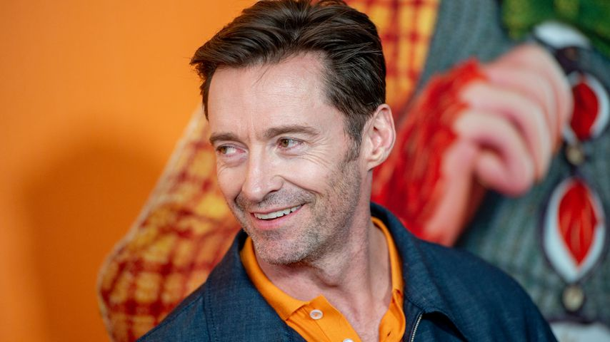 Hugh Jackman im April 2019