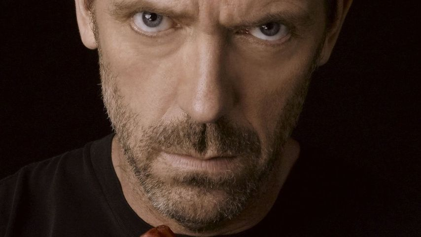 Hugh Laurie und Dr. House