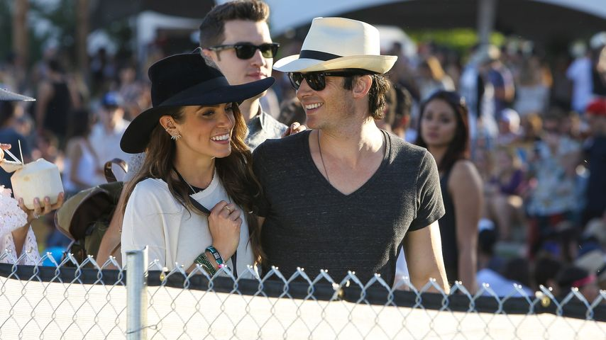 Blitzhochzeit bei Nikki Reed & Ian: Kann diese Ehe halten?