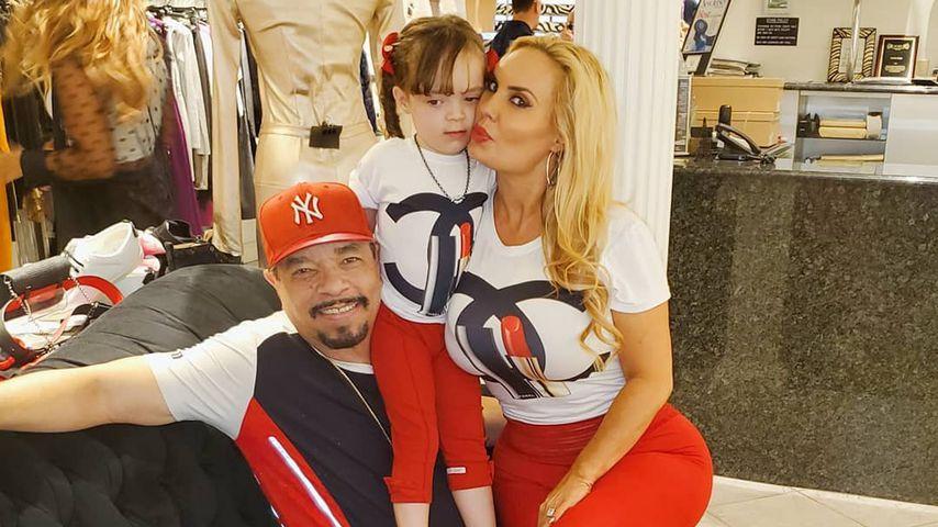Ice-T, Chanel Nicole und Coco Austin, 2019