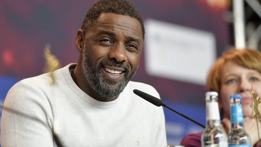 Idris Elba bei der 68. Berlinale