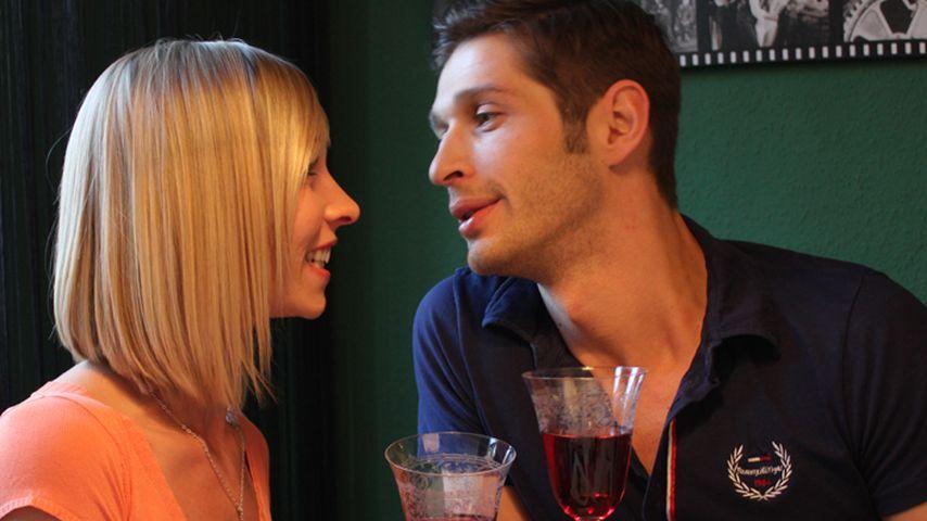 Igor Dolgatschew und Freundin Jessy
