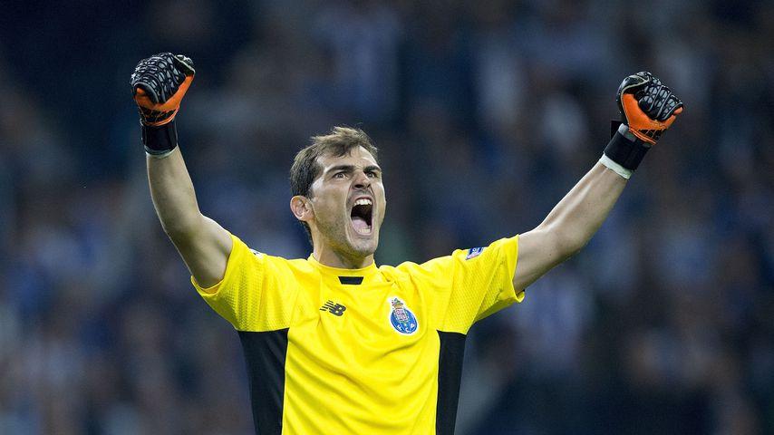 Iker Casillas bei einem Spiel von FC Porto