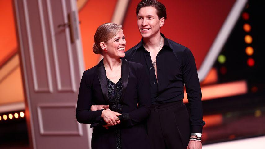 """Ilse DeLange und Evgeny Vinokurov, """"Let's Dance""""-Tanzpaar 2021"""