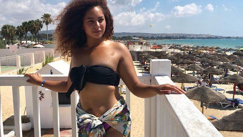 Ines Dahmen in Tunesien