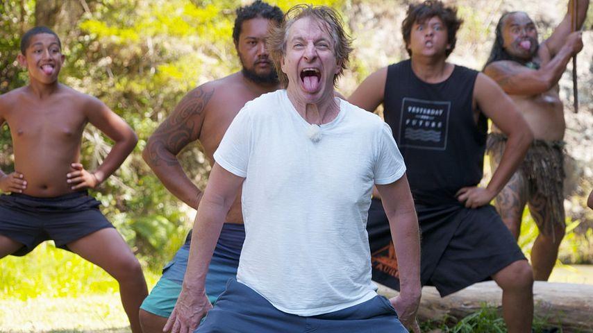 Ingolf Lück in Neuseeland