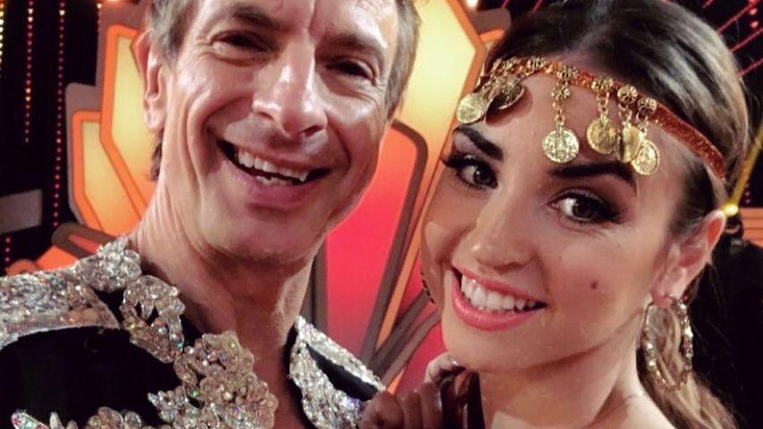 """""""Let's Dance""""-Finaleinzug: So stolz ist Ekat auf Ingolf Lück"""