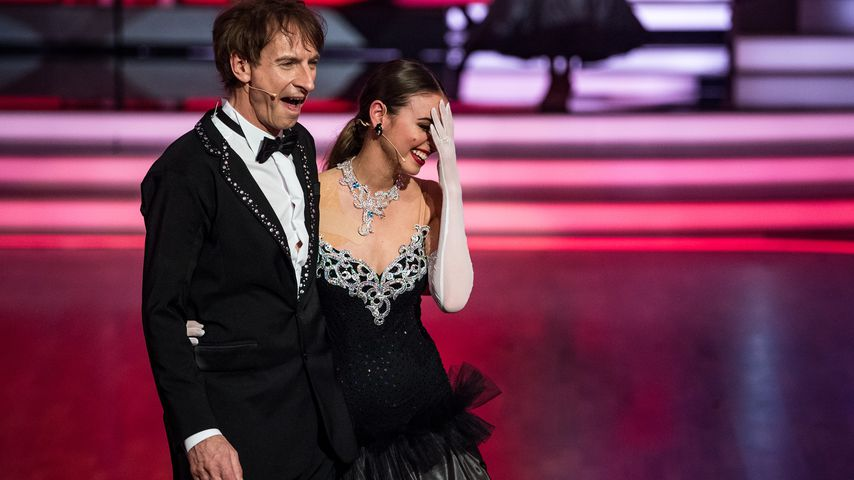 Ingolf Lück und Ekaterina Leonova