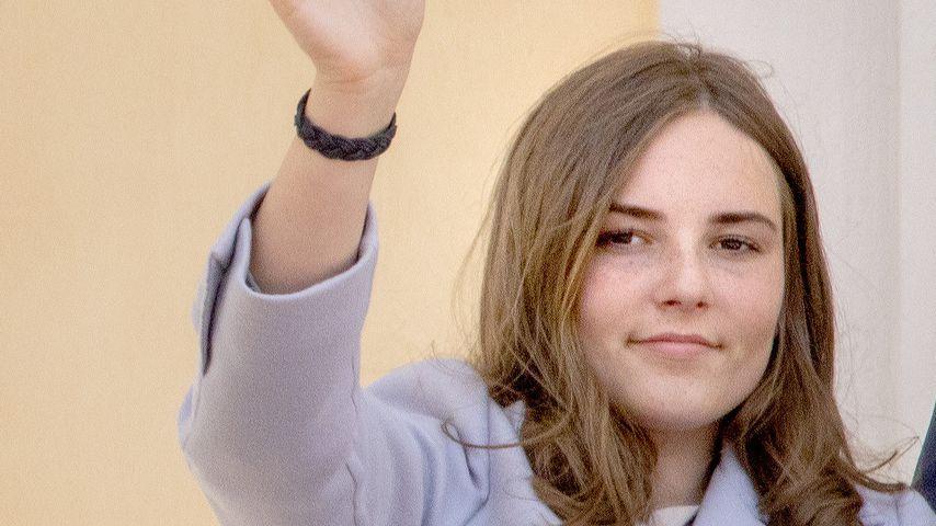 Norwegens Nationalfeiertag: Ingrid Alexandra verzaubert Fans