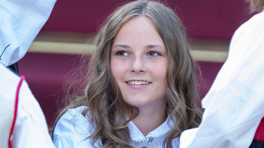 Ingrid Alexandra von Norwegen im Mai 2018