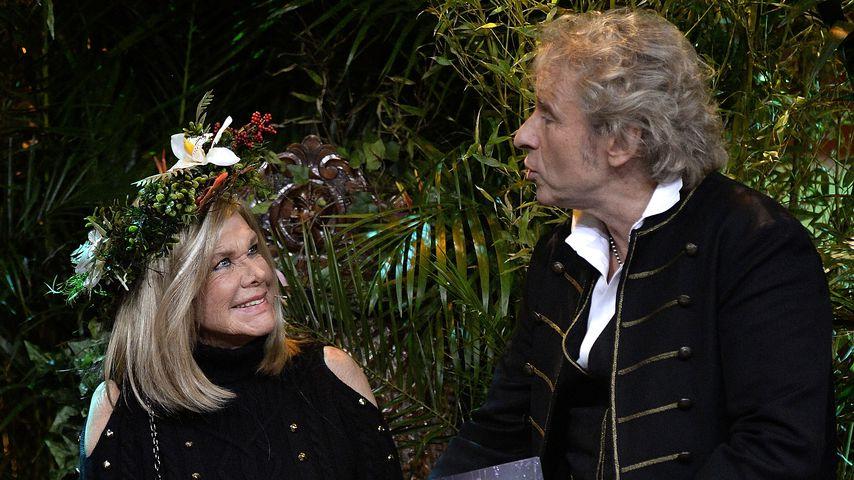 """Ingrid van Bergen und Thomas Gottschalk bei """"30 Jahre RTL – Die große Jubiläumsshow"""", 2013"""