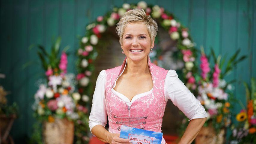 """Seit 7 Jahren Single: Inka Bause gibt sich """"nicht zufrieden"""""""