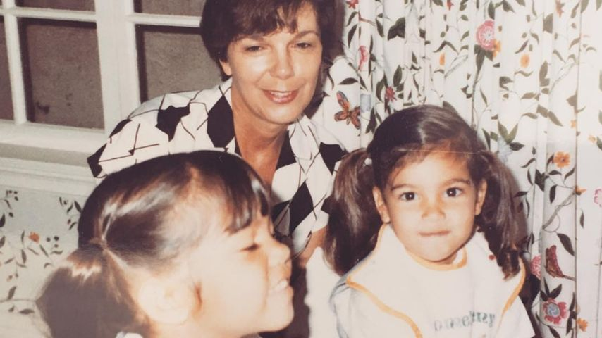 Kim Kardashian: Süße Geburtstagsgrüße an Oma Mary Jo