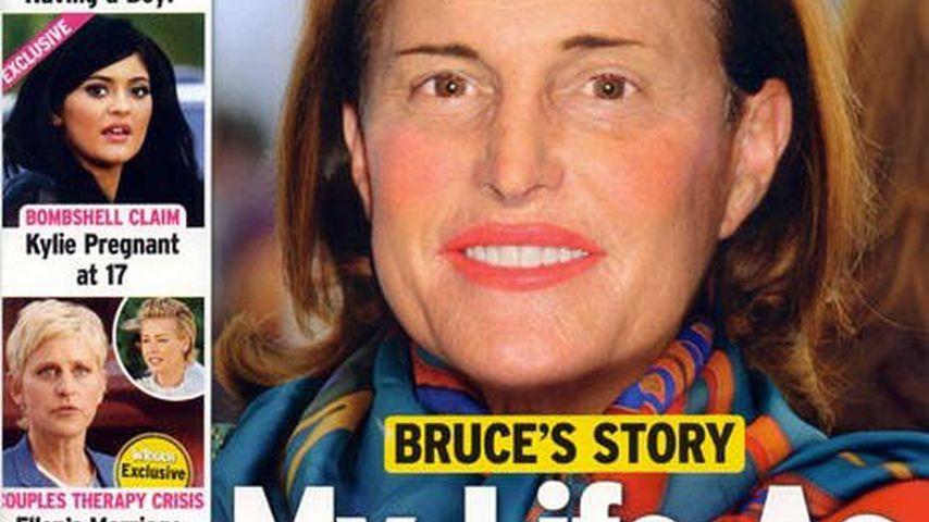 Gemein! US-Magazin macht Bruce Jenner lächerlich