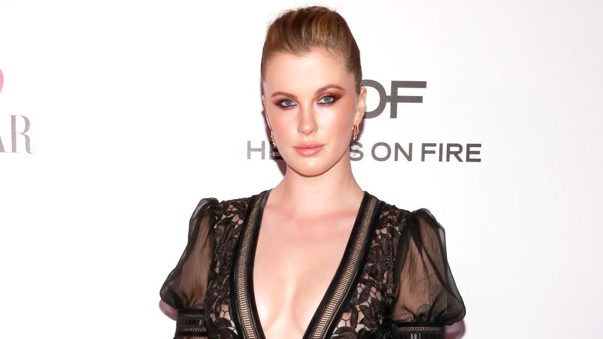 Ireland Baldwin bei einem Event in West Hollywood im Januar 2017