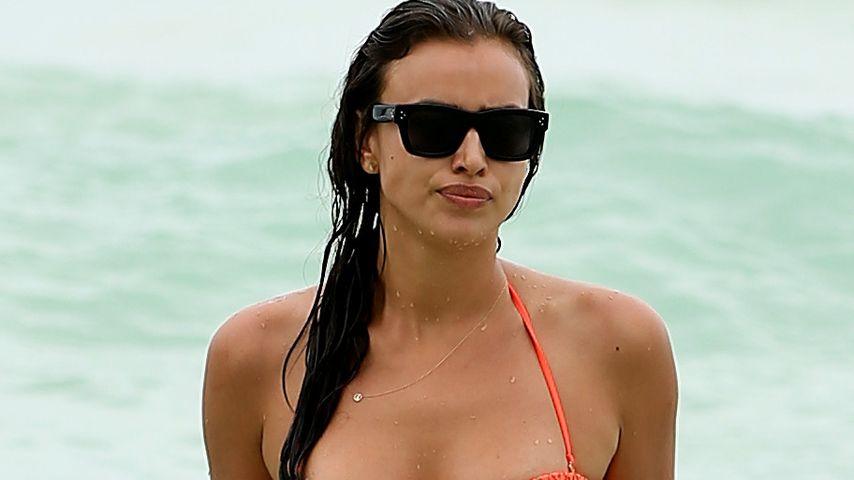Irina Shayk zeigt ihre sexy Kurven im Bikini