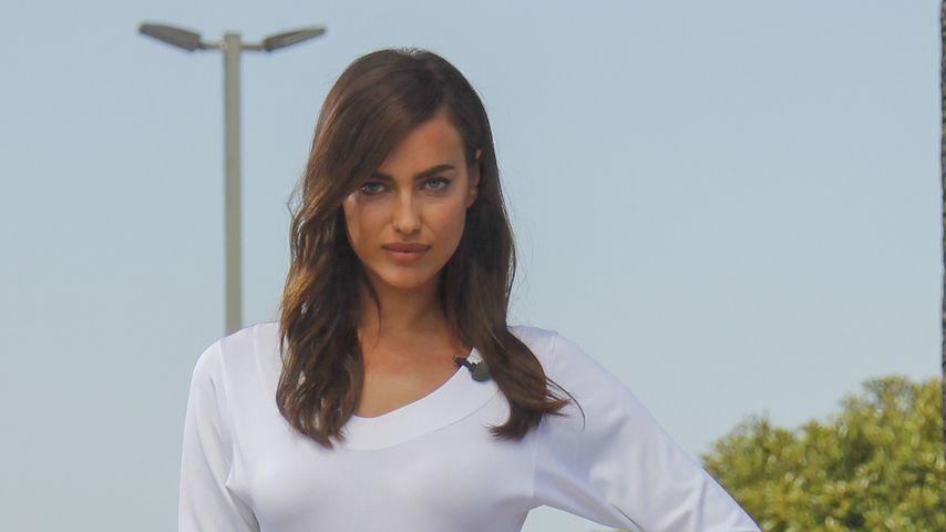 Topmodel Irina Shayk: Umwerfend heiß ganz in Weiß