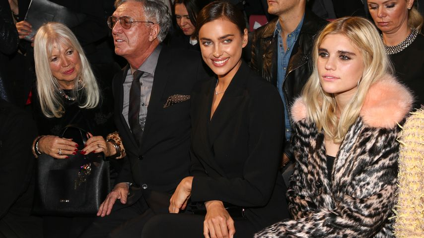 Irina Shayk und Berlin Fashion Week