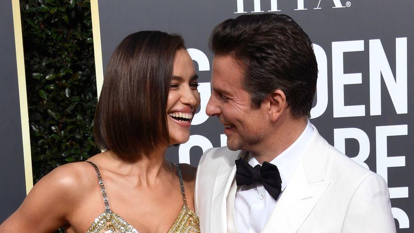Irina Shayk und Bradley Cooper bei den 76. Golden Globe Awards